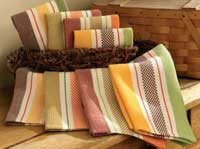 TAG Allington Stripe Dishtowel