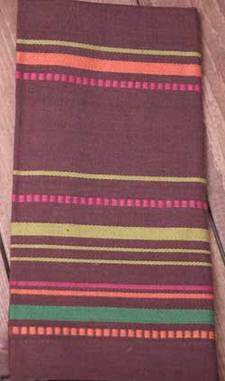 Harvest Stripe Napkin