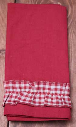 Woodlands Gingham Napkin