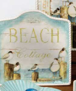 Beach Cottage Platter