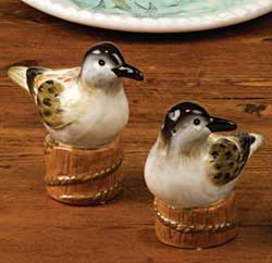 Beach Cottage Salt and Pepper Set