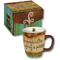Anything is Possible Boxed Mug