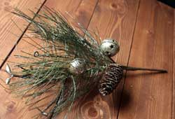 Holiday Pine Branch