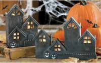 TAG Halloween 4-Votive Holder