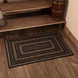 Farmhouse Jute 24 x 36 inch Rectangle Rug with Pad