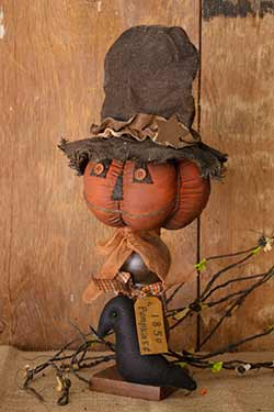 Pumpkin Make Do with Crow