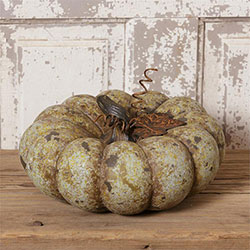Grundy Short Fat Pumpkin