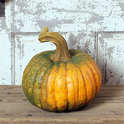 Changing Seasons Pumpkin Figure