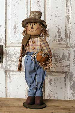 Harvest Blessings Scarecrow