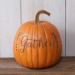 Gather Pumpkin