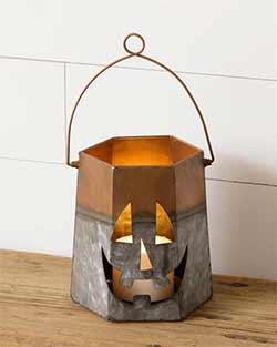 Jack o'Lantern Bucket