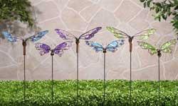 Butterfly Garden Pick