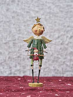 Christmas Puppeteer Angel