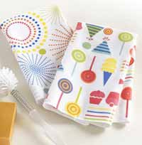 Party Dishtowel