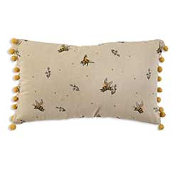 Bees Accent Pillow