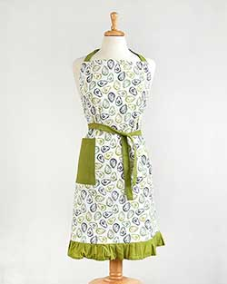 Colonial Tin Works (CTW Home Collection) Avocado Apron