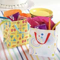 Party Paper Candy Bag