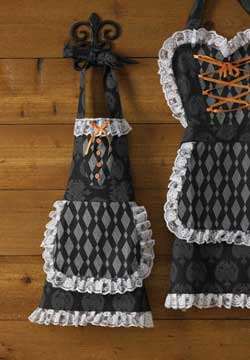 Halloween Haunts Child Apron