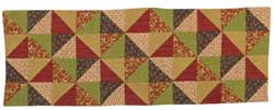 Indian Summer Tablerunner, 36 inch
