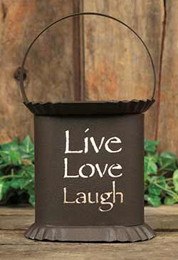 Live Laugh Love Wax Warmer
