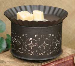 Short Round Mayhouse Round Wax Warmer