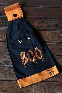 Boo Hand Towel