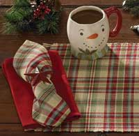Jingle Bells Napkin