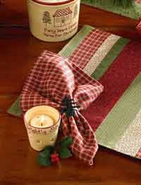 Warm Wishes Napkin