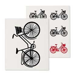 Bicycle Swedish Dish Cloths (Set of 2)