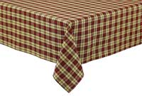 Bayberry Tablecloth - 60 x 84 inch