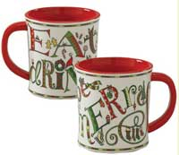 SplitP Holly Days Mug