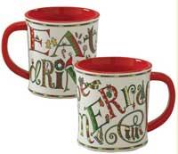 SplitP Holly Days Mug