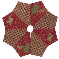 Balsam & Berries Tree Skirt - 24 inch
