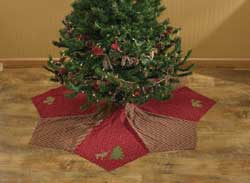 Balsam & Berries Tree Skirt - 60 inch