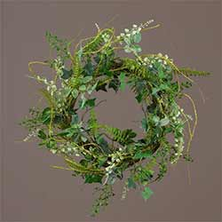 Fresh Foliage Wreath