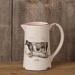 Vintage Cow Pitcher
