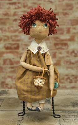 Jenna Primitive Doll