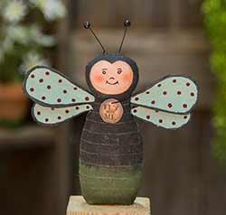 Dragonfly Primitive Doll