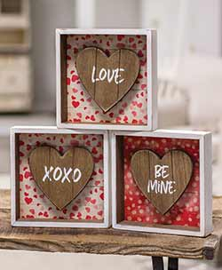 Valentine Box Sign (Choose style)