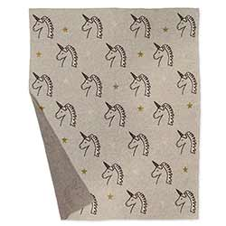 Unicorn Throw Blanket