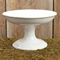 Bird & Crown Dinnerware - Pedestal Bowl