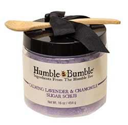 Lavender & Chamomile Sugar Scrub