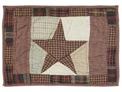 VHC Brands Abilene Star Placemats (Set of 6)