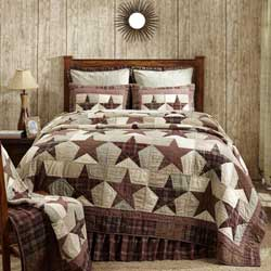 Abilene Star Quilt SET