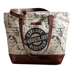 Adventurer Shoulder Tote Bag