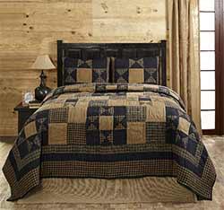 Alexander Patchwork Quilt Set