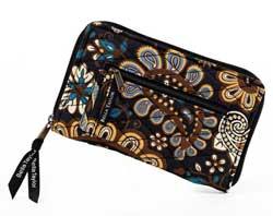 Amaretto Wrist Strap Wallet