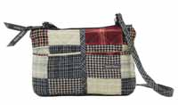 America Essentials Quilted Handbag