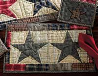America Placemats - Quilted (Set of 2)