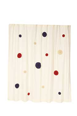 American Parade Shower Curtain